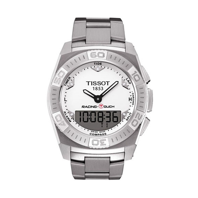 Tissot 天梭 Racing touch系列男士石英表 T002.520.11.031.00